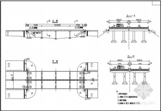[学士]4×20米先张法预应力混凝土空心板桥上部结构设计