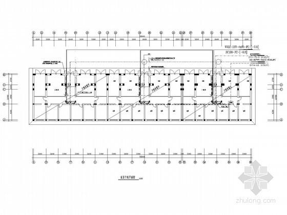 多层住宅电气设计施工图