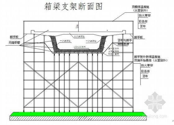 天津地铁冬季施工方案