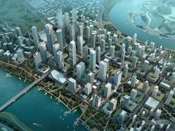 [天津]现代风格商业区规划及单体设计方案文本(知名建筑设计公司)