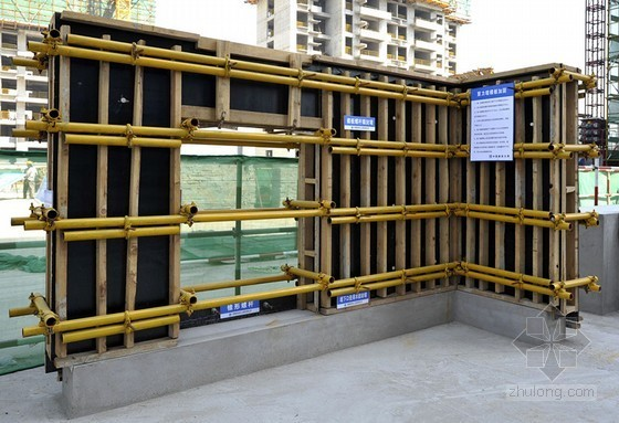 [天津]商住楼项目施工管理标准化做法照片75张(清晰图片)