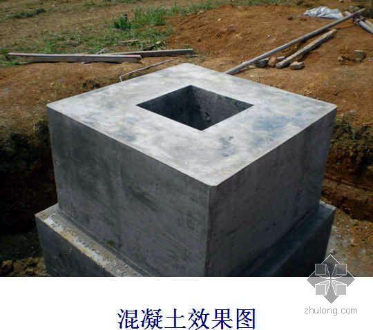 贵州某220kV变电站土建及设备安装工程施工组织设计(中标)