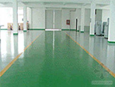 环氧自流平地坪涂装系统产品及施工技术介绍