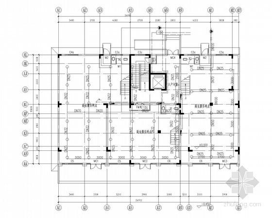 建筑给排水工程课程设计