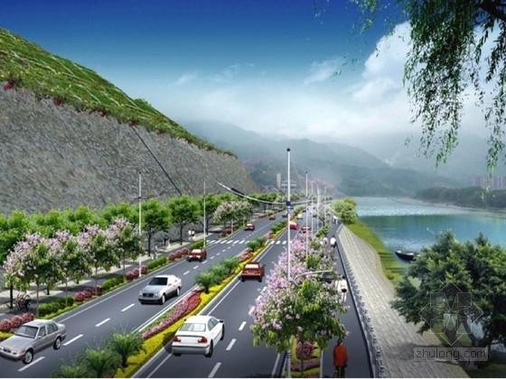 一级公路改造工程施工图设计(810张)