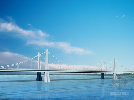 悬索桥隧道式锚碇、锚固系统施工组织设计(74页)