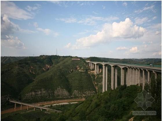 (65+120+65)m预应力混凝土连续刚构大桥施工图186张CAD(双柱式 80米高墩)
