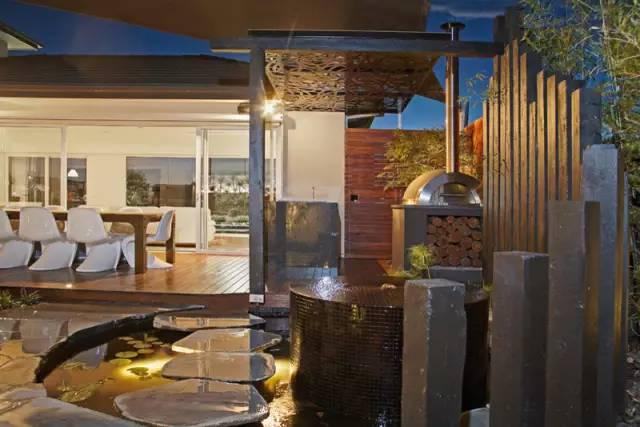 赶紧收藏!21个最美现代风格庭院设计案例_166