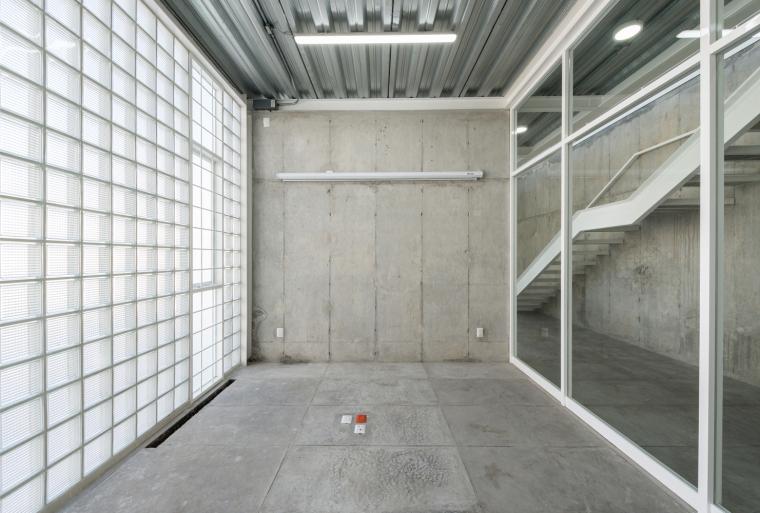 墨西哥服务钢铁Xray工厂建筑-6