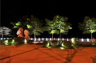 景观照明设计 | 施工