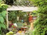 夏天,我只想要一个这样的院子