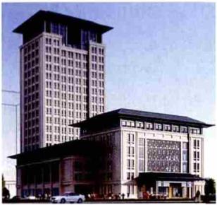 复杂建筑结构分析及优化设计