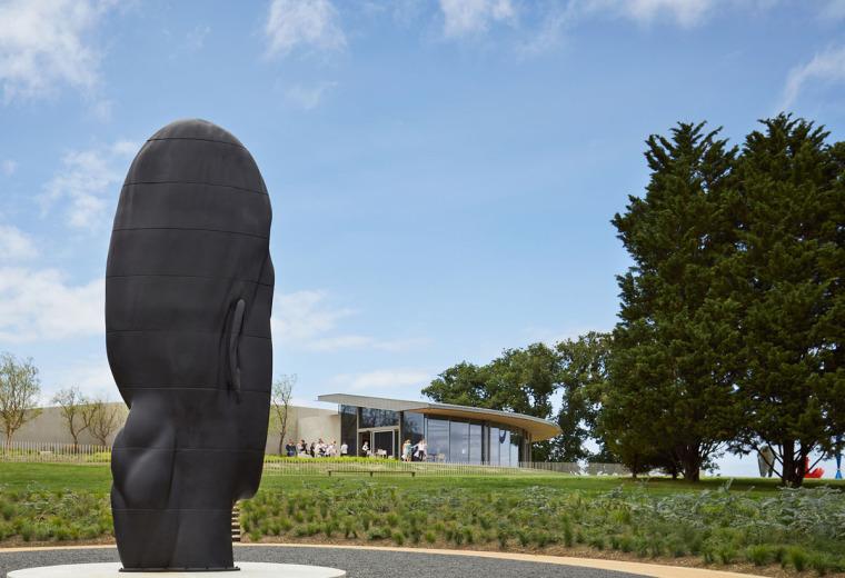 澳大利亚PTLeo葡萄酒雕塑庄园-9