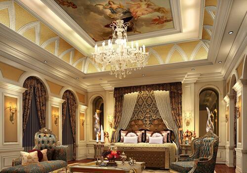 客厅吊顶装修设计注意事项,客厅吊顶装修效果图展示