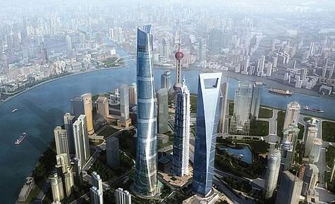 中国第一高楼分步试运营 是世界上最高绿色建筑