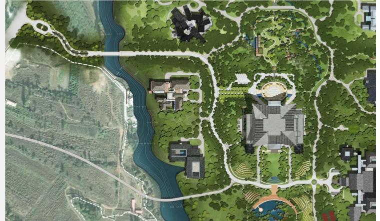 [北京]雁栖湖国际会都景观设计方案规划文本PDF(362页)_8