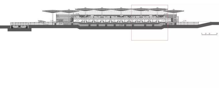 结构单元体与空间塑造,从国内几个高铁站的设计说起_11