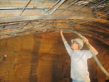 管棚在注浆的过程中要注意哪些技术要求?