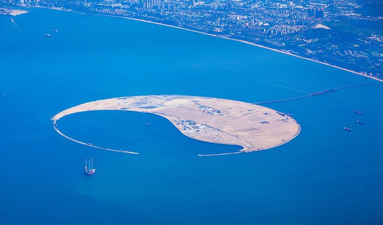 南海珍珠生态岛总体规划竞赛开启