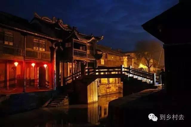 设计酱:忘记乌镇、西塘、周庄吧!这些古镇古村,很美很冷门!_36