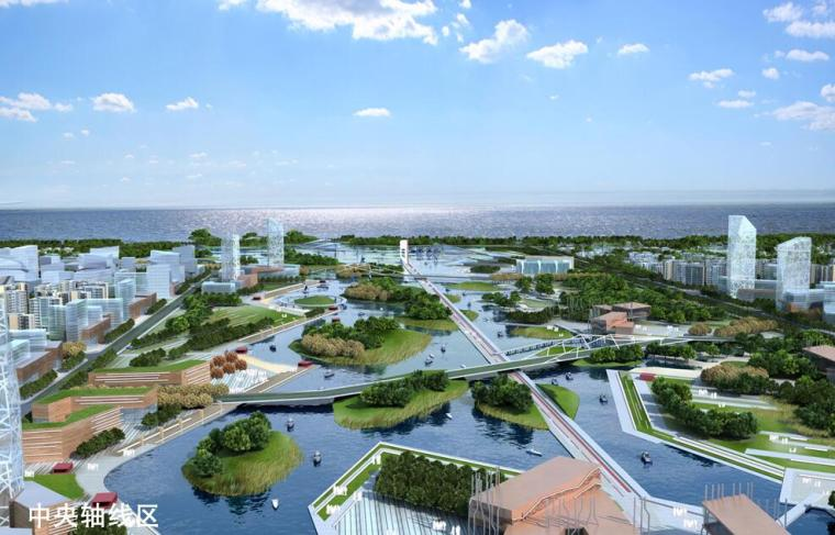 [浙江]某湾新城北部地块城市设计方案文本PPT(65页)