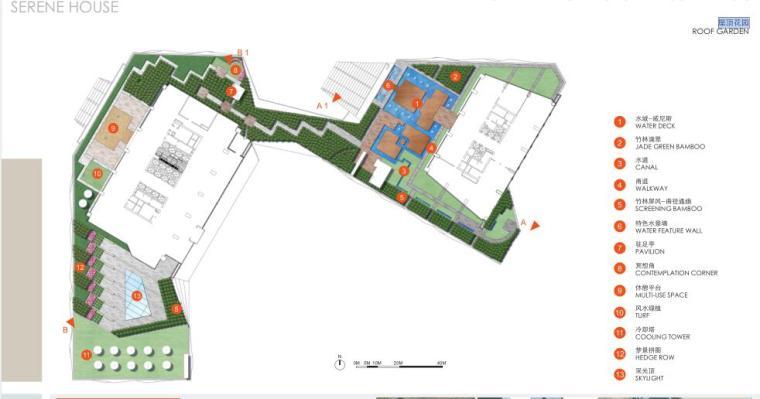 [四川]某置地仁恒广场景观设计