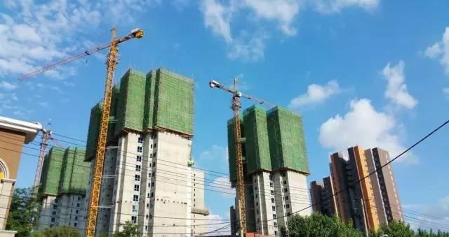 一栋高层住宅从基坑开挖到竣工的整个流程,就这34步!_1