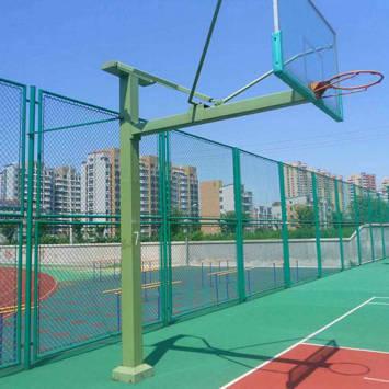 体育场围网球场勾花网护栏网足球场篮球场学校操场防护隔离网