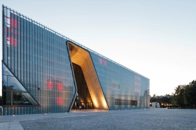 波兰犹太人历史博物馆第1张图片