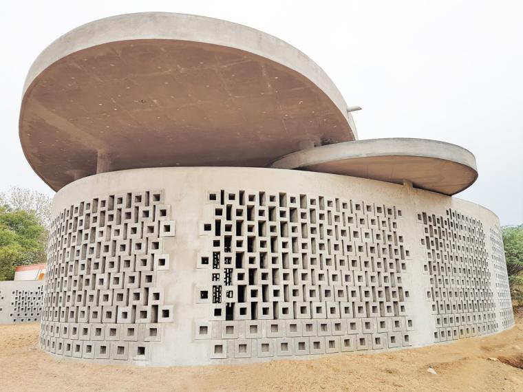 印度原生态社区中心-7