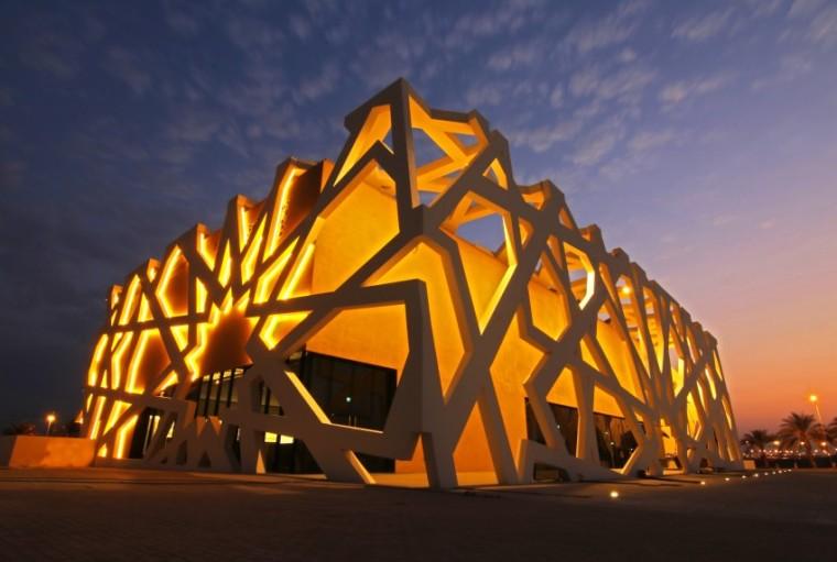阿曼德国技术大学会议展览厅