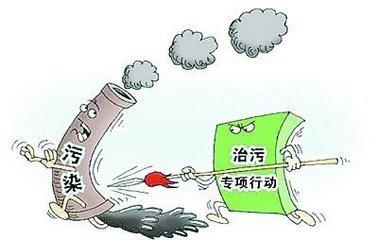 """打好大气、水、土壤污染防治""""三大战役"""""""