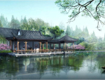 [河北]佛教文化主题公园景观设计方案