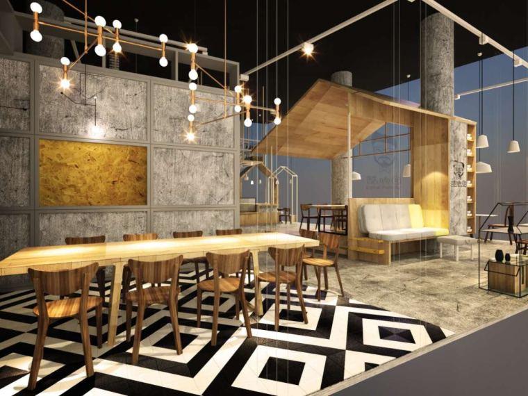 广州餐饮空间咖啡厅设计:咖啡厅设计要点