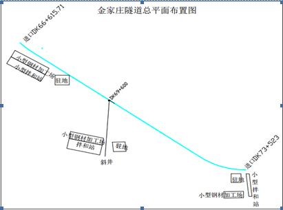 隧道单线铁路隧道施工组织设计_5