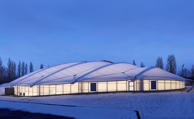 丹麦Thorvald Ellegaardt体育馆