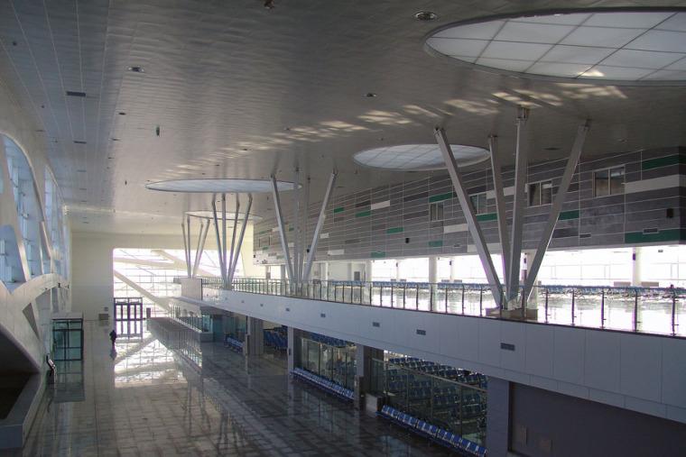 哈尔大庆滨公路客运枢纽站_9