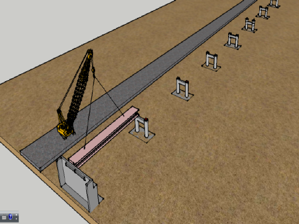 景观大道项目300m大桥工程钢箱梁施工方案(90页)