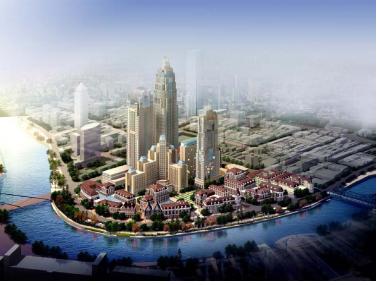 天津市和平区总体规划设计方案文本