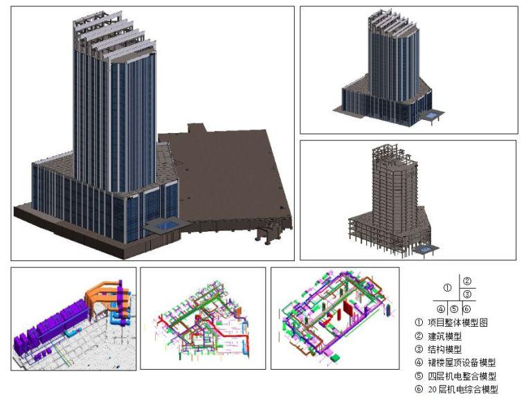 [BIM项目案例]湖南省常德市希尔顿五星级酒店项目BIM应用