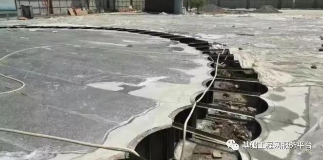 国内首个典型筒状结构岩土基坑支护工程实例点评_6