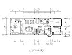 [四川]全套别墅样板房设计CAD施工图(含效果图、实景图)