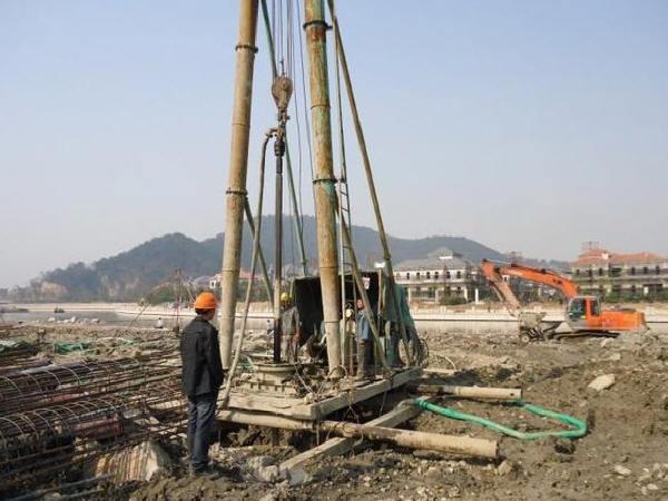 10步学会旋挖钻孔灌注桩主要施工方法