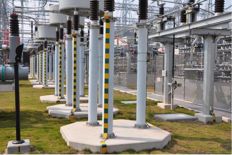 [广东]框架混凝土结构500kV变电站工程创鲁班奖工程质量情况汇报PPT