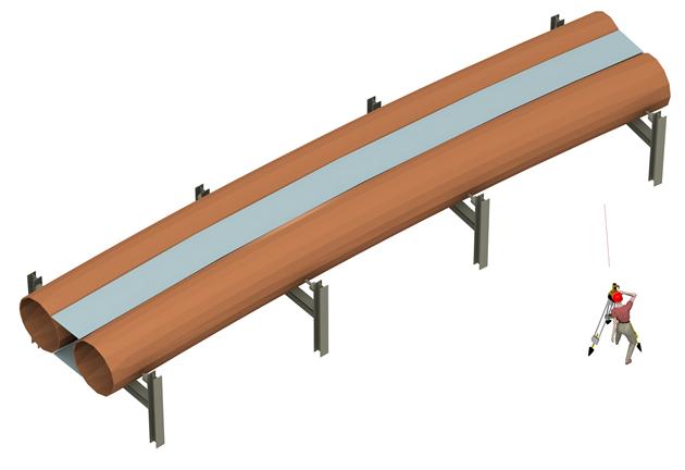 五星桥钢拱肋制作安装方案及计算_5