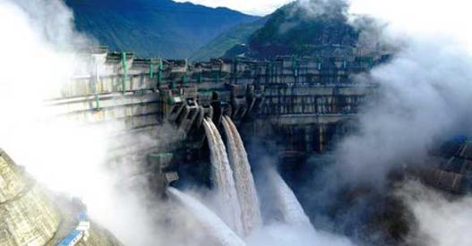 BIM技术在水利水电工程可视化仿真中的应用