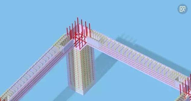 Revit在桥梁中的应用建模篇(4)——普通钢筋