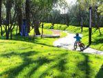 高端住宅未来刚需,社区运动公园