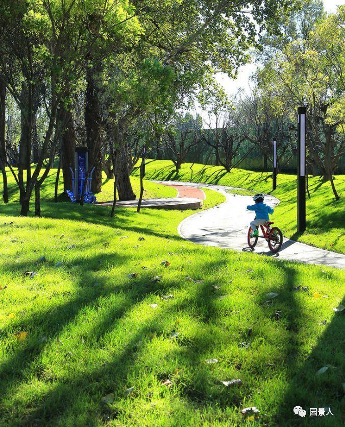 u型公园su资料下载-高端住宅未来刚需,社区运动公园