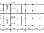 8层框架填充墙结构学生宿舍毕业设计计算书(word,61页)